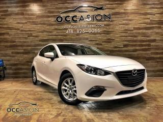 Used 2016 Mazda MAZDA3 Hayon 4 portes, automatique, SEULEMENT 3 for sale in Ste-Brigitte-de-Laval, QC
