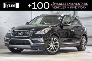 Used 2016 Infiniti QX50 2016 Infiniti Awd for sale in Montréal, QC