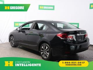 Used 2015 Honda Civic EX A/C TOIT GR ELECT for sale in St-Léonard, QC