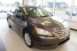 Used 2015 Nissan Sentra for sale in Lévis, QC