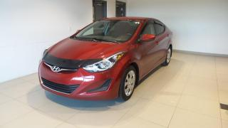 Used 2016 Hyundai Elantra for sale in St-Raymond, QC
