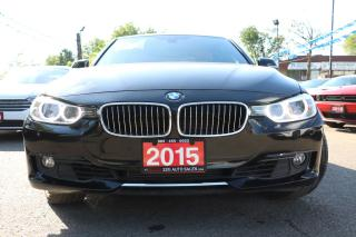 Used 2015 BMW 3 Series 328i xDrive for sale in Brampton, ON