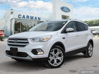 New 2019 Ford Escape Titanium for sale in Carman, MB