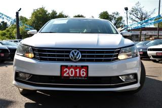 Used 2016 Volkswagen Passat COMFORTLINE for sale in Brampton, ON
