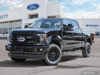 New 2019 Ford F-350 Lariat for sale in Winnipeg, MB