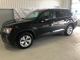 Used 2018 Volkswagen Atlas Atlas Confortline 4MOTION for sale in Chicoutimi, QC