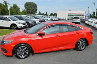 Used 2017 Honda Civic EX *** Garantie prolongé Honda Plus incl for sale in Longueuil, QC