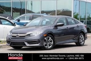 Used 2016 Honda Civic Lx Ac Cruise Ac for sale in Lachine, QC
