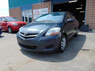 Used 2007 Toyota Yaris Hayon 3 portes, boîte automatique, CE for sale in St-Eustache, QC