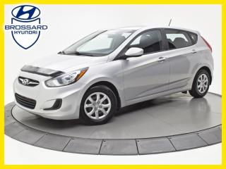 Used 2014 Hyundai Accent Gl, Sièges Ch for sale in Brossard, QC