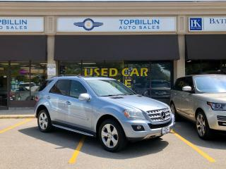 Used 2009 Mercedes-Benz M-Class 3.0L BlueTEC, Navi, Backup Cam for sale in Vaughan, ON