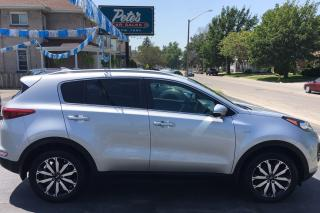 Used 2017 Kia Sportage EX TECH AWD for sale in Dunnville, ON