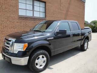 Used 2010 Ford F-150 XLT-4X4-AFTERMARKET NAVI-BLUETOOTH-DVD for sale in Oakville, ON