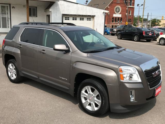 2012 GMC Terrain SLT ** 3.0 V6, REMOT START ,REV. CAM, HTD LEATH **