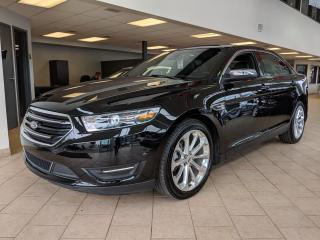 Used 2016 Ford Taurus AWD Limited Cuir Toit Gps for sale in Pointe-Aux-Trembles, QC