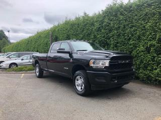 New 2019 RAM 3500 Tradesman 4x4 + NO EXTRA DEALER FEES for sale in Surrey, BC