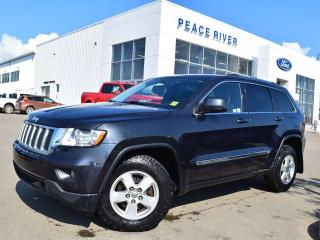 Used 2013 Jeep Grand Cherokee LARE for sale in Peace River, AB