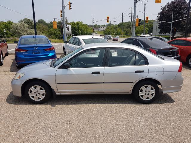 2005 Honda Civic DX *AUTOMATIC*