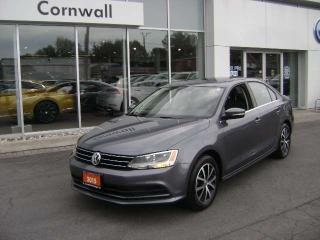 Used 2015 Volkswagen Jetta Sedan Comfortline for sale in Cornwall, ON
