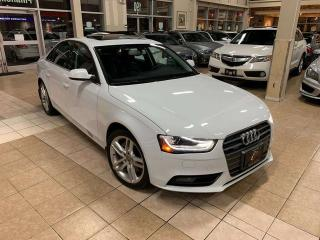 Used 2013 Audi A4 Premium 4dr AWD Sedan for sale in Concord, ON