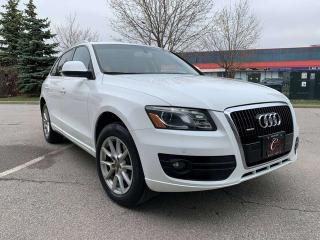 Used 2009 Audi Q5 NAVI CAM PANO 3.2L PREM PLUS LIKE NEW MUST SEE for sale in Concord, ON