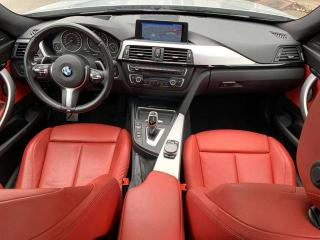 Used 2014 BMW 3 Series Gran Turismo M-PKG RED LEATHER HUD NAVI CAM PANO LANE ASSIST for sale in Concord, ON