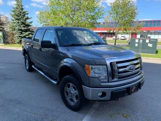 Used 2011 Ford F-150 XLT 4x4 SuperCrew 5.5' Styleside 144.5 in. WB for sale in Concord, ON