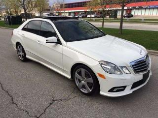 Used 2011 Mercedes-Benz E-Class Base C 350 4dr All-wheel Drive 4MATIC Sedan for sale in Concord, ON