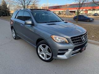 Used 2013 Mercedes-Benz ML-Class ML 350 BlueTEC 4dr AWD Sport Utility Vehicle for sale in Concord, ON