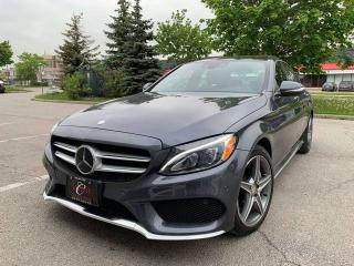 Used 2015 Mercedes-Benz C-Class C 400 4dr AWD 4MATIC Sedan for sale in Concord, ON