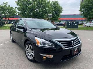 Used 2014 Nissan Altima LOADED 2.5L BLUETOOTH WARRANTY PUSH START AUTO for sale in Concord, ON