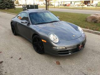 Used 2008 Porsche 911 CARRERA 4 6SPD 997 SUNROOF AWD WOW 83K for sale in Concord, ON