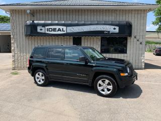 Used 2013 Jeep Patriot NORTH EDITION for sale in Mount Brydges, ON
