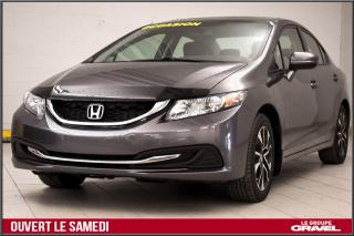 Used 2014 Honda Civic Ex T.ouvrant for sale in Montréal, QC