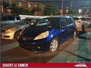 Used 2011 Honda Fit Sport for sale in Montréal, QC