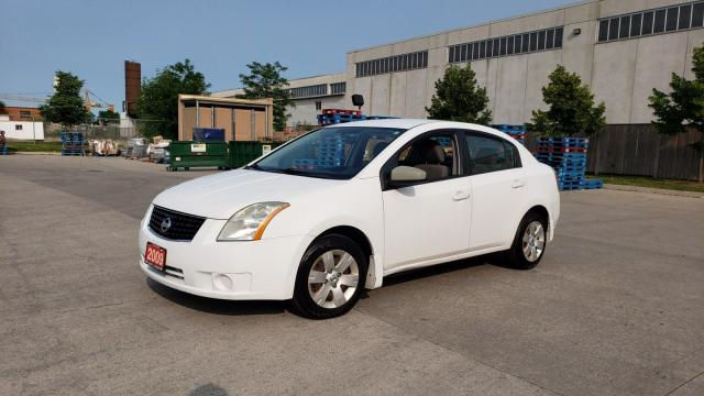 2009 Nissan Sentra Auto, 4 door, Low Km