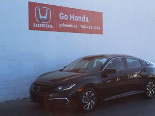 Used 2019 Honda Civic Sedan EX Sedan for sale in Edmonton, AB