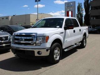 Used 2014 Ford F-150 XLT 4x4 SuperCrew Cab 157.0 in. WB for sale in Edmonton, AB