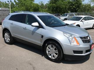 Used 2011 Cadillac SRX AWD ** BACKUP CAM, AUTOSTART, HTD LEATH ** for sale in St Catharines, ON