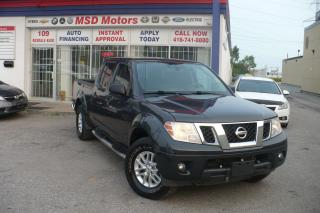 Used 2014 Nissan Frontier SV for sale in Toronto, ON