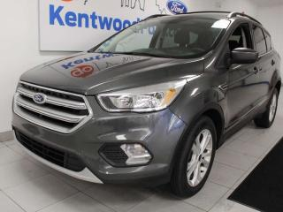 Used 2017 Ford Escape SE FWD with keyless entry, heated seats, and back up cam for sale in Edmonton, AB