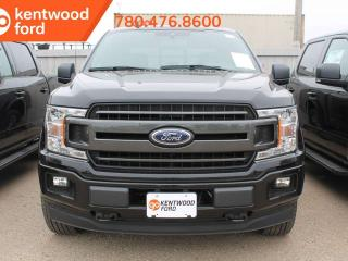 New 2019 Ford F-150 XLT 302A, 3.5L V6 Ecoboost 4X4 Supercrew, Auto Start/Stop, Keyless Entry, Rear View Camera, Moonroof for sale in Edmonton, AB