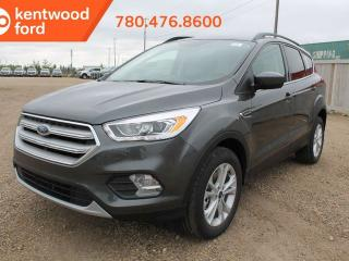 New 2019 Ford Escape SEL 4WD, Leather, Voice Activated Touch-Scr NAV System, Frt/Rear 12V Powerpoints, Keyless Entry for sale in Edmonton, AB