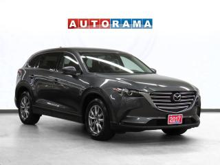 Used 2017 Mazda CX-9 GS-L 4WD Leather Sunroof Backup Cam 7-Passenger for sale in Toronto, ON