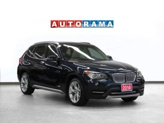 Used 2014 BMW X1 xDrive28i 4WD Navigation Leather Sunroof for sale in Toronto, ON