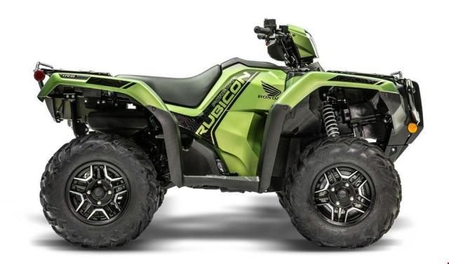 2020 Honda Rubicon 520FA7