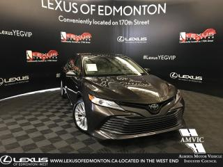 Used 2018 Toyota Camry 4-Door Sedan XLE V6 8A for sale in Edmonton, AB