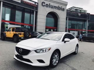 Used 2017 Mazda MAZDA6 TOURING- LEATHER / NAV / SUNROOF for sale in Richmond, BC
