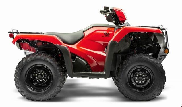 2020 Honda Rubicon 520FM6