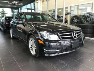 Used 2014 Mercedes-Benz C-Class C 300, POWER HEATED LEATHER SEATS, SKYROOF, NAVI for sale in Edmonton, AB